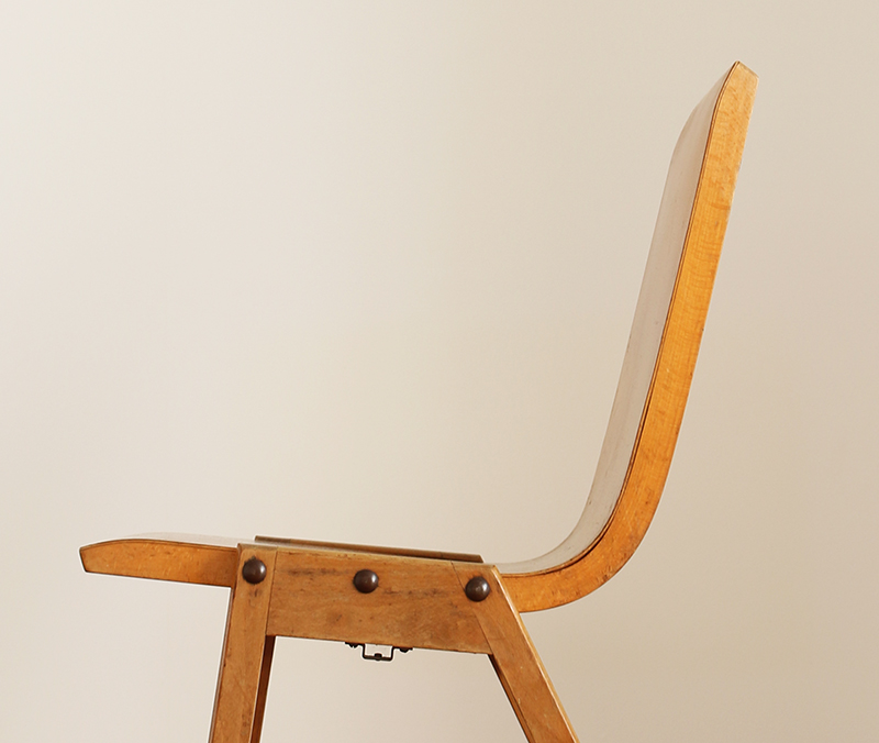 Roland Rainer | Stacking Chair