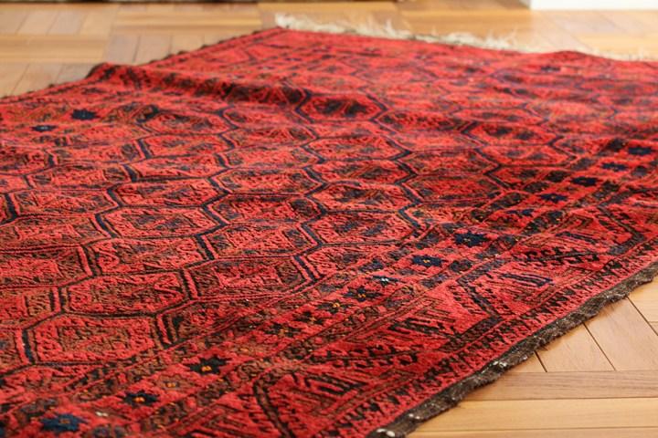 Baluch Tribal Rug 117×218cm_07
