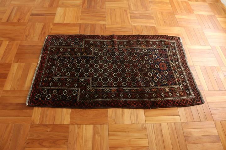 Baluch Tribal Rug 95×176cm_01