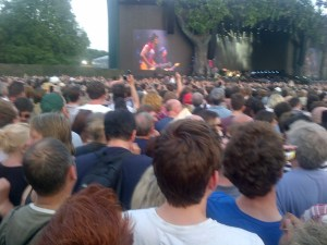 Rolling Stones July 6th 2013 Hyde Park