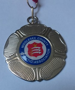 Middlesex County 10k Silver