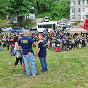 Worcester area Convoy of Hope Event
