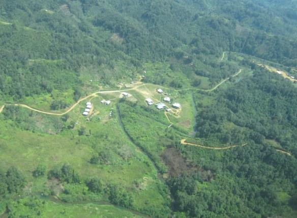 Kotidanga Baptist Mission at Kunai in Gulf Province, Papua New Guinea