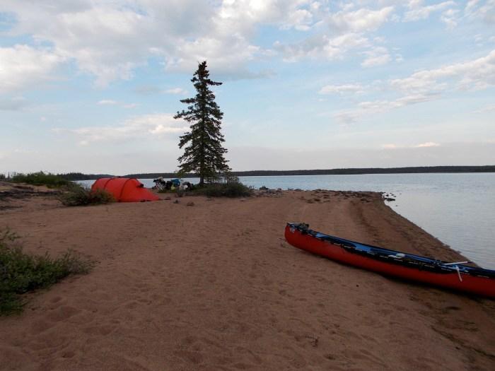 Camp Day 15 Hinde Lake