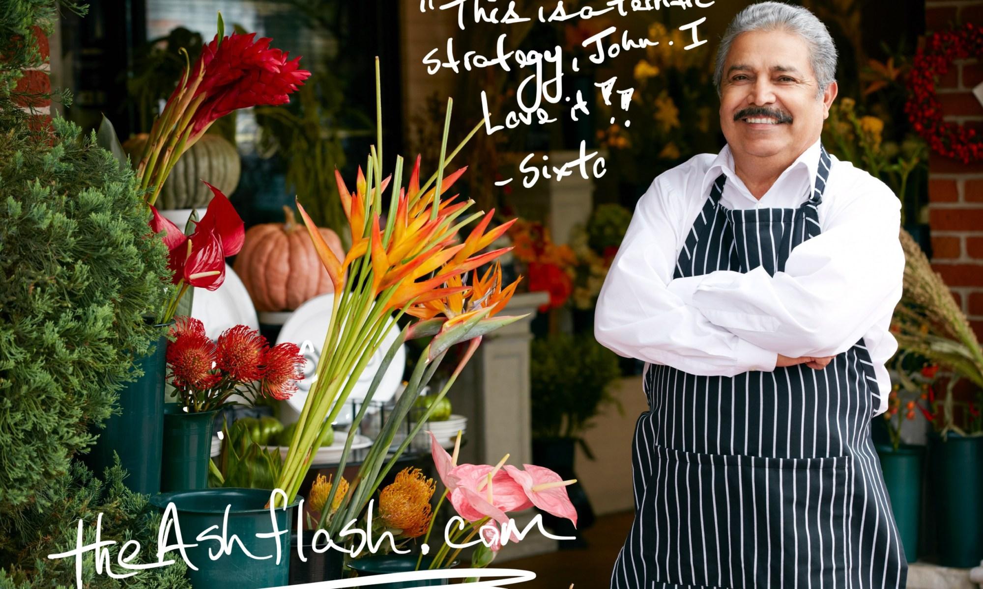 increase sales in your flower shop flower shop owner
