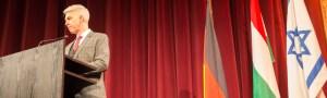 Johnathan Andrews Speech in Budapest