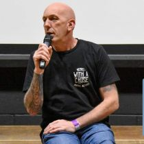 Speaking at Vegan Festivals around the UK in 2019