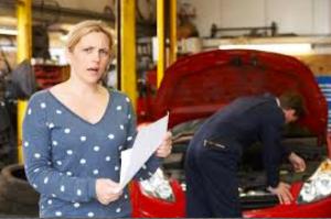 mechanic bill