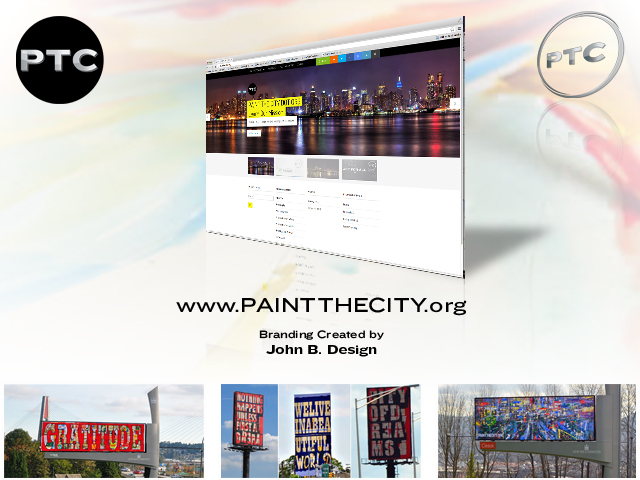 Paint The City DOT ORG