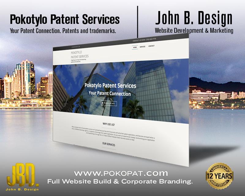 Pokotylo Patent Services.