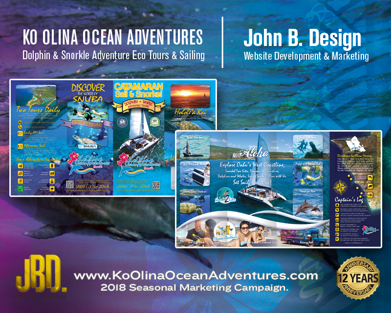 JBD Eye-Catching Brochure Designs.
