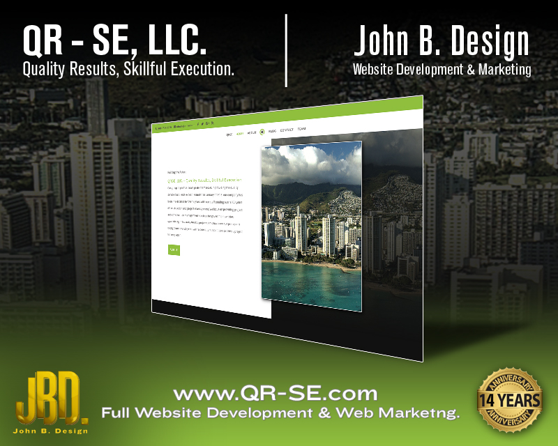 QR-SE, LLC. – Quality Results, Skillful Execution