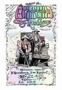 Click the poster to read also John Bennett's The Greasewood City Ramblers and a quarter century of Ellensburg dance music.