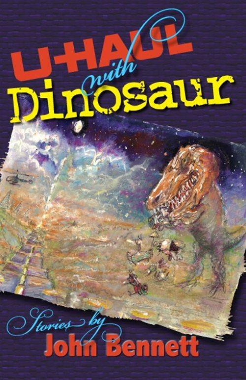 U-Haul with Dinosaur by John Bennett