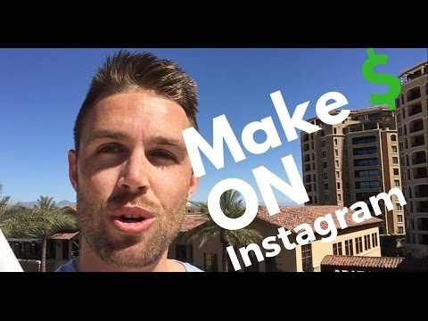 How To Make Money On Instagram | 2 Ways