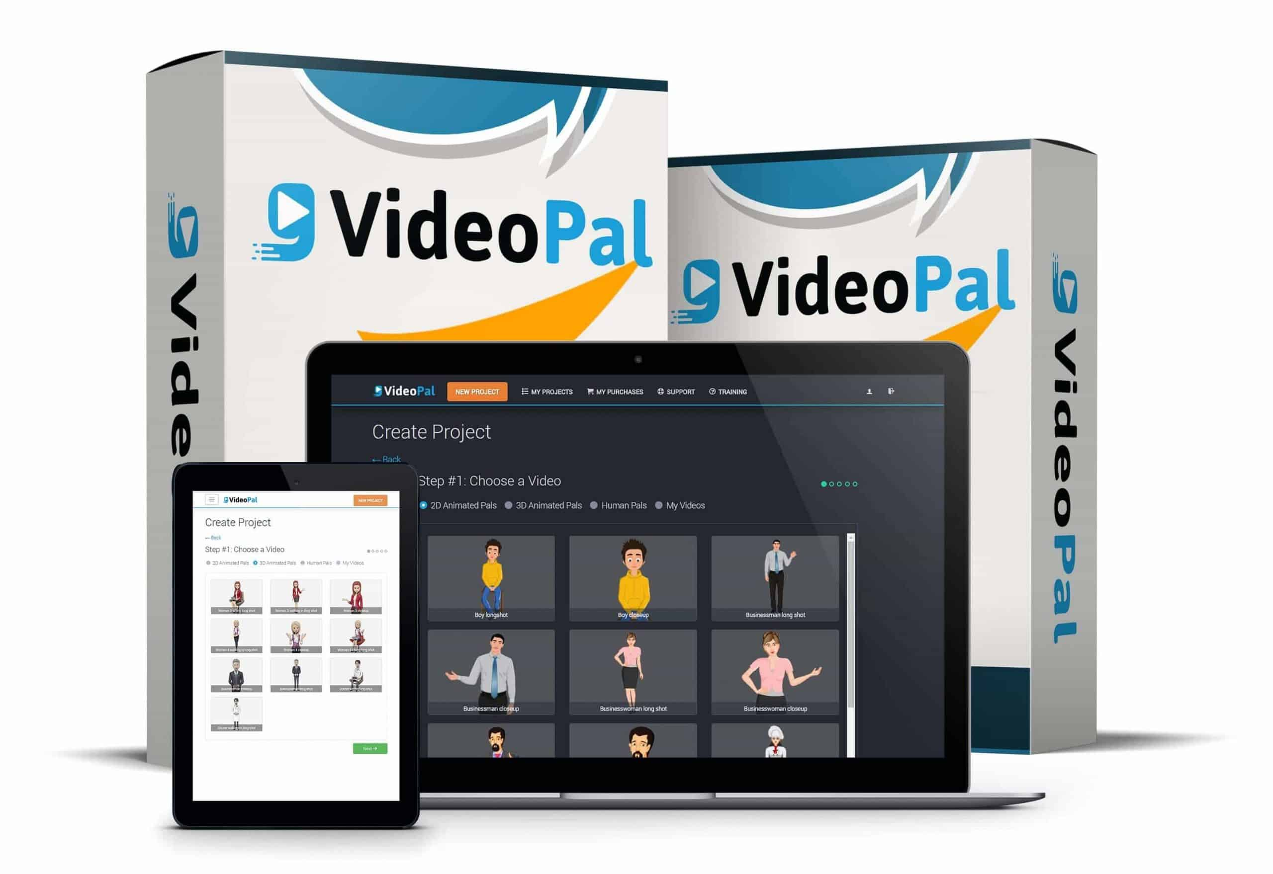 VideoPal IS  New Revolutionar  Guaranteed! Boost Leads,Sales and Profits,VideoPal