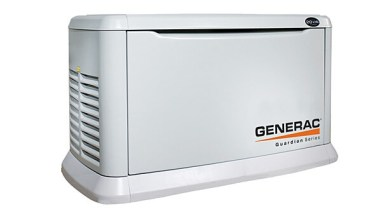Natural Gas Home Generators from John Betlem Heating and Cooling, Inc.