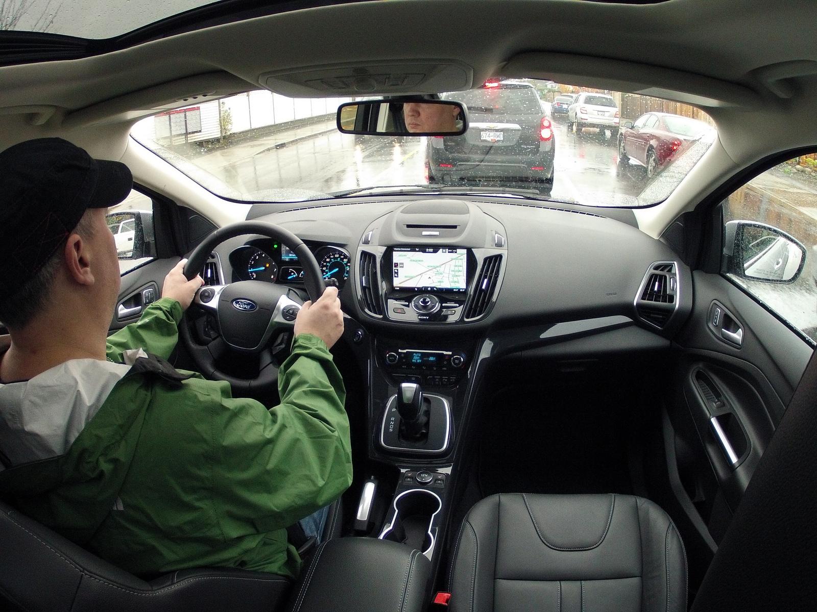 2013 ford escape titanium first impressions