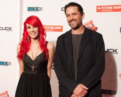 Jen Timms (United Front Games) & Billy Campbell (The Rocketeer)