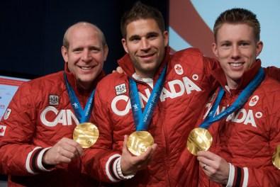 Men's Curling Gold