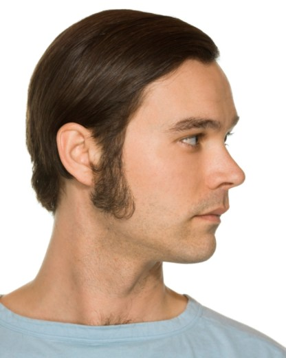 Medium Sideburn