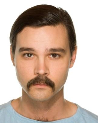 Regular Mustache