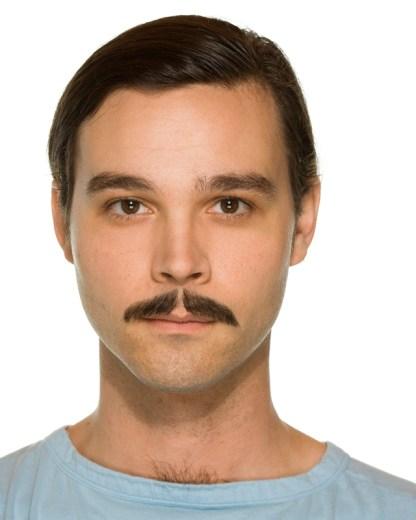Small Mustache