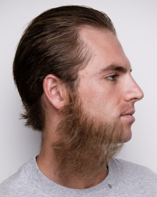 Very Large Sideburn