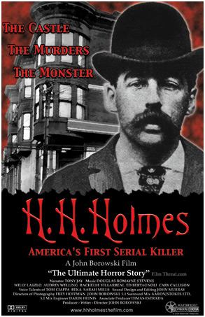 hh holmes poster