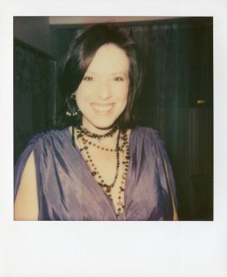 Polaroid 635 Portrait