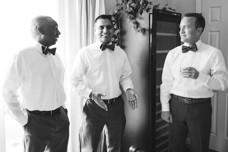 Denver Wedding Photographer guys laughing