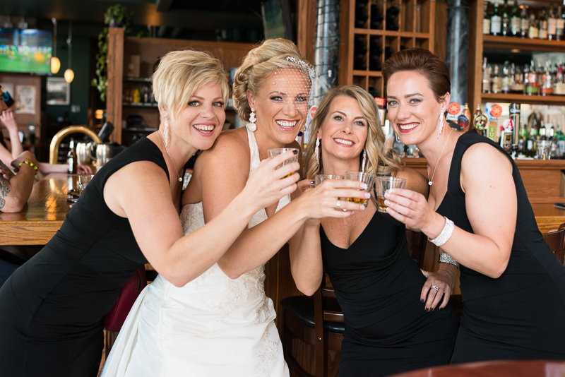 Denver Wedding Photographer bridesmaids shots