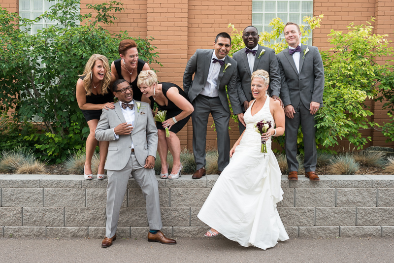 Denver Wedding Photographer fun