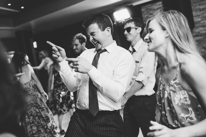 Golden Wedding Photographer dancing
