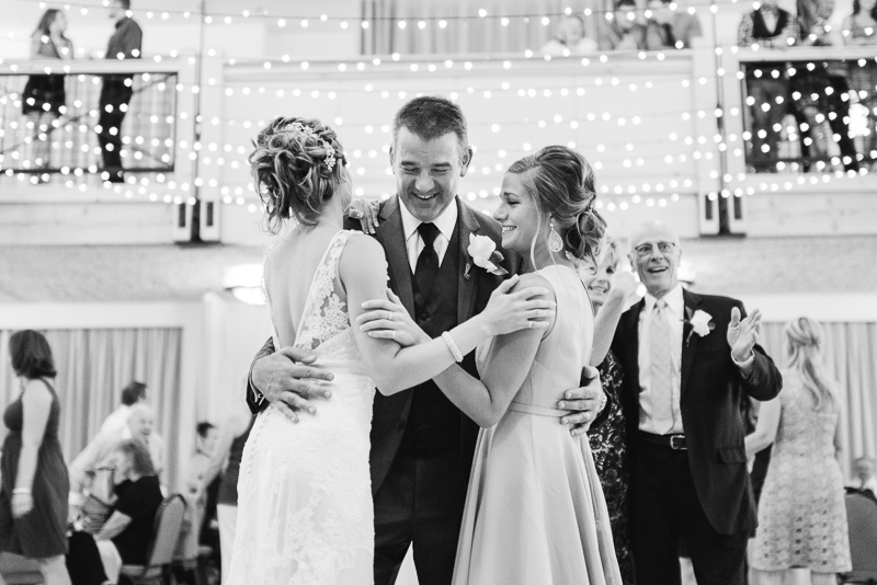Silverthorne Wedding Photographer father daughter