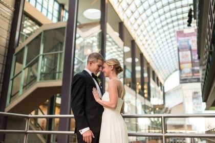 Denver Opera House Wedding Photographer