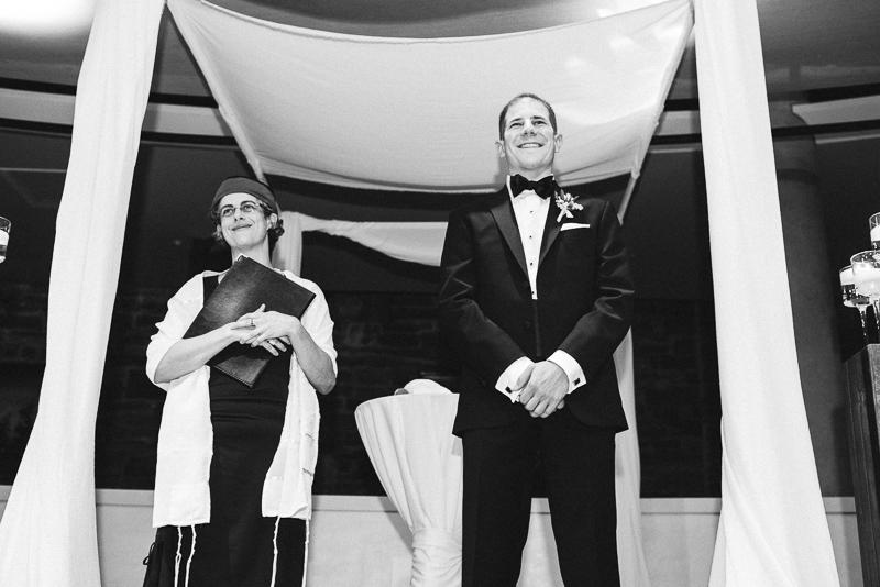 Denver Opera House Wedding Photographer ceremony