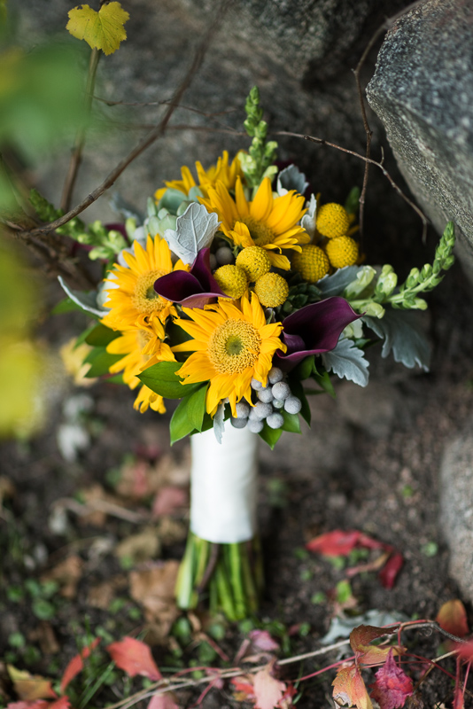 Boulder Wedding Photography bride bouquet