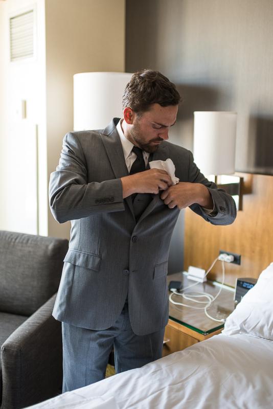 Denver Wedding Photography History Colorado groom