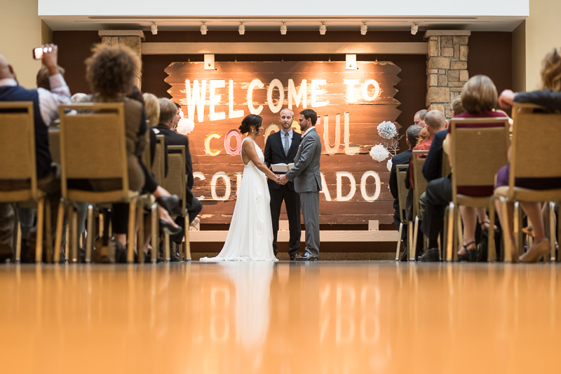 Denver Wedding Photography History Colorado colorful colorado sign