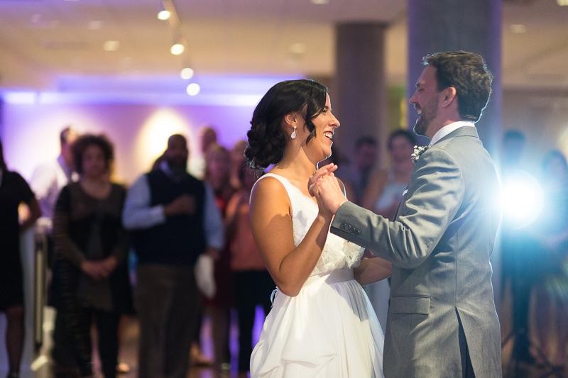 Denver Wedding Photography History Colorado first dance