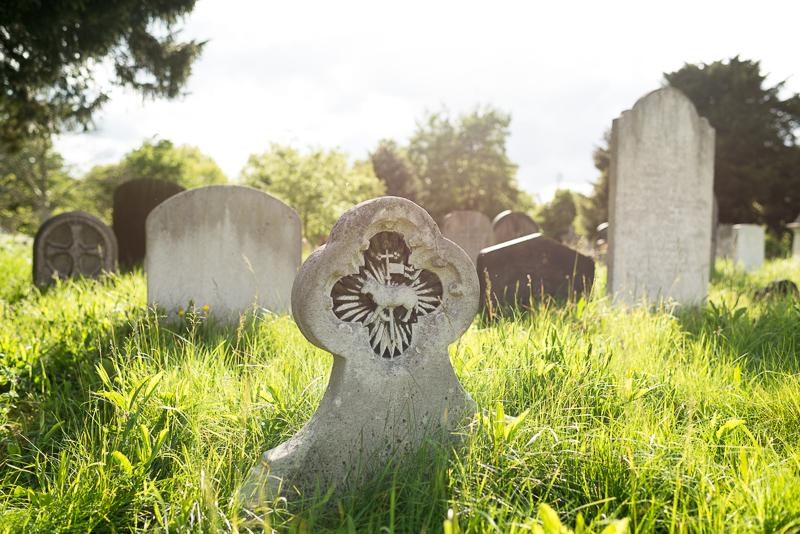 london cemetery headstone