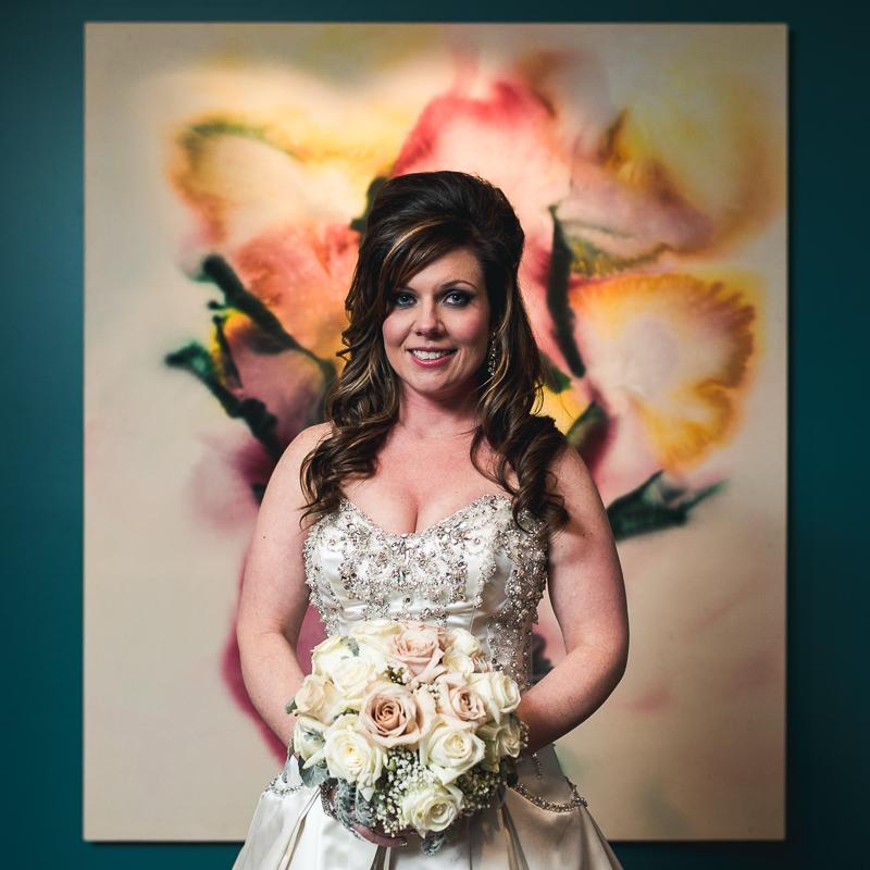 denver wedding photography bride portrait