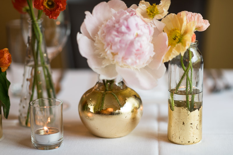 steamboat springs wedding photography gold vase