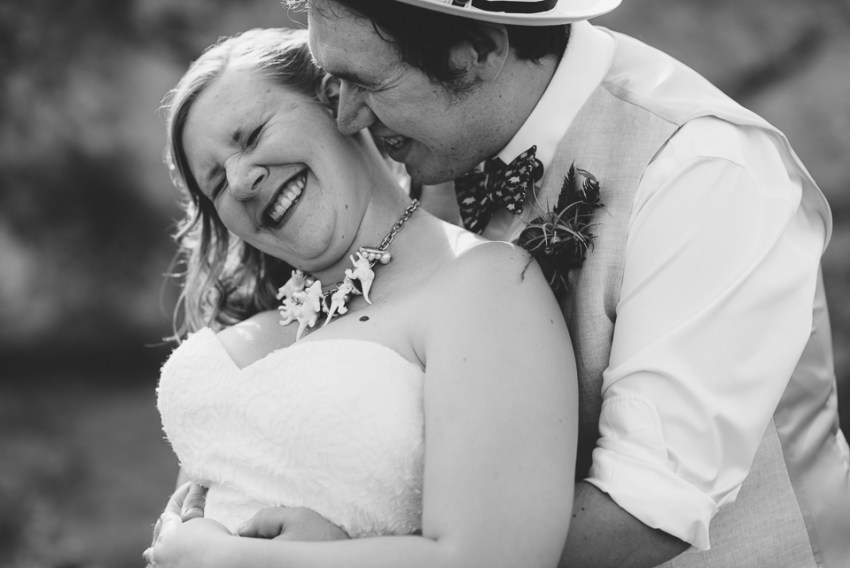 morrison willow ridge manor wedding photographer laughing bride and groom