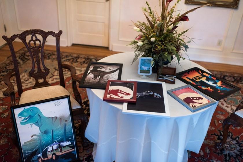 morrison willow ridge manor wedding photographer guest table