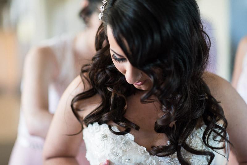denver jewish wedding photographer bride
