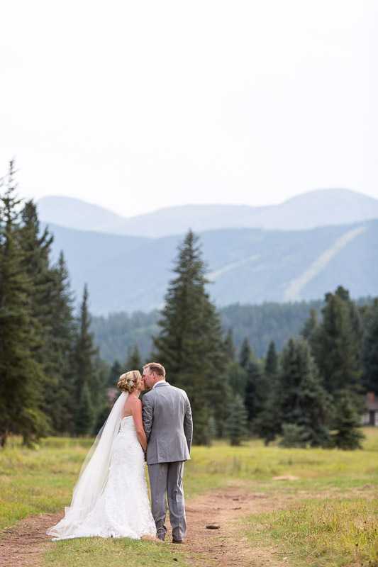 Cuchara Wedding Photographer ski slopes