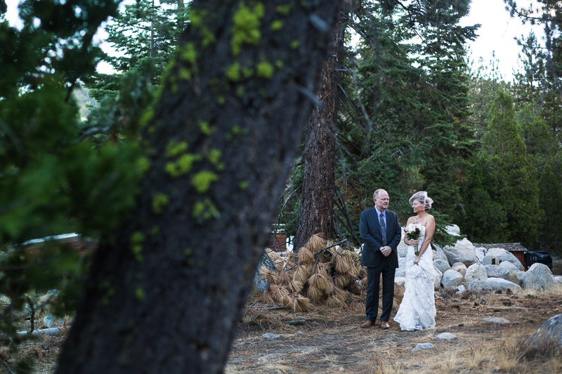 Lake Tahoe Wedding Photographer ceremony