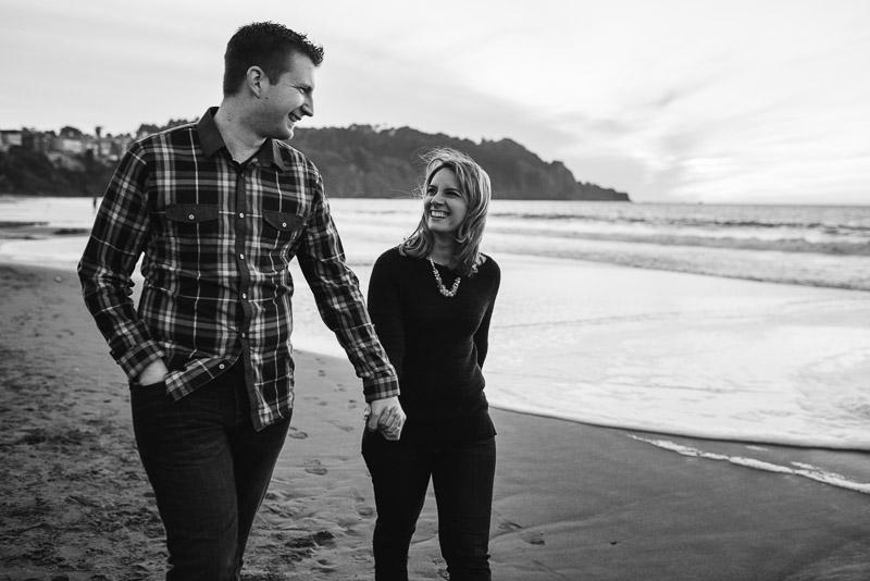 San Francisco Engagement Photography Baker Beach
